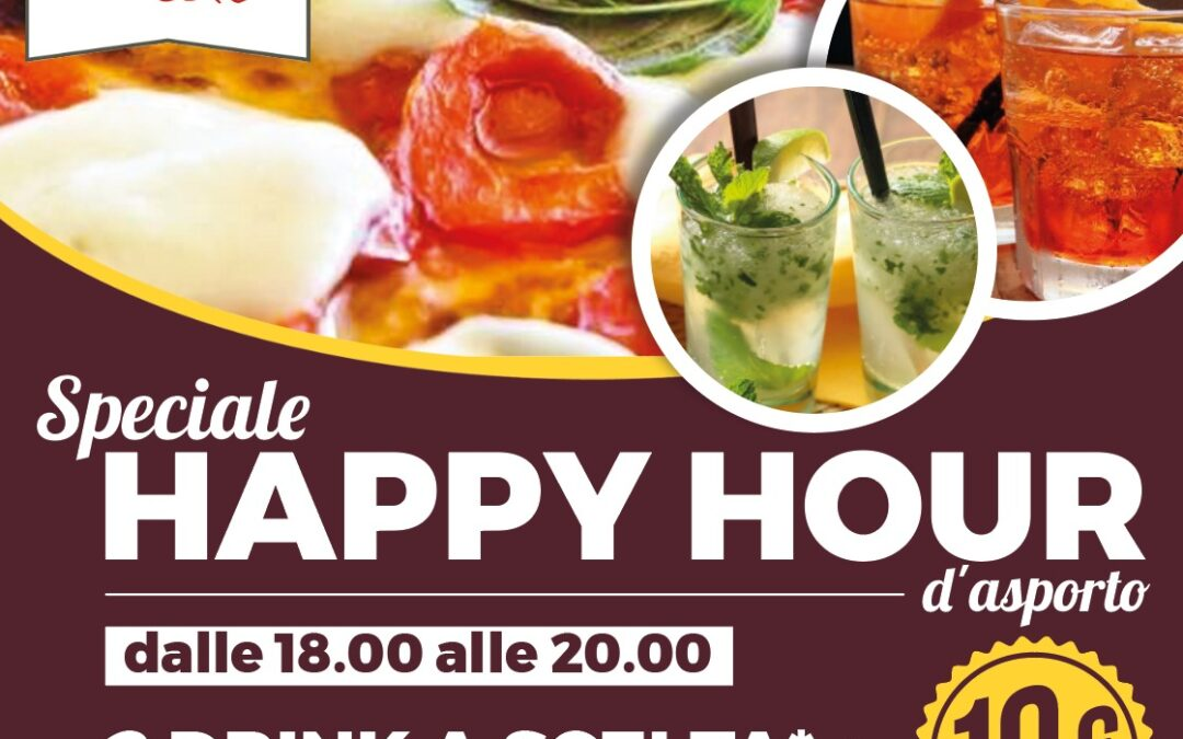 HAPPY HOUR DA ASPORTO
